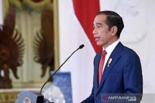 Presiden Jokowi sampaikan selamat kepada Joe Biden dan Kamala Harris