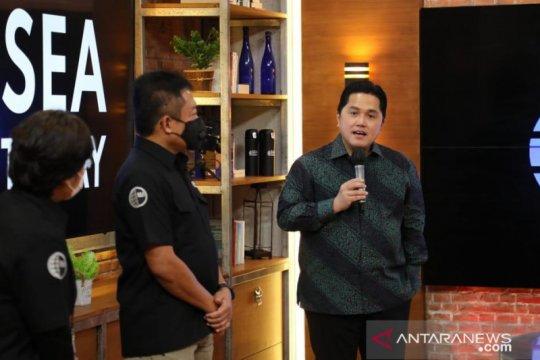 Erick: Saatnya sampaikan berita benar tentang Indonesia ke dunia