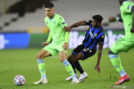 Lazio bawa pulang satu poin dari markas Brugge