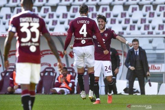 Torino melaju ke putaran keempat Piala Italia