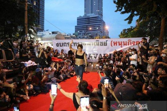 PM Thailand ancam gunakan seluruh aturan hukum untuk jerat demonstran