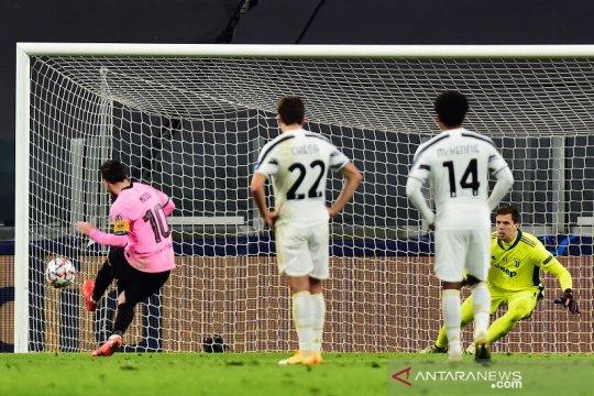Barcelona pecundangi Juventus yang pincang 2-0