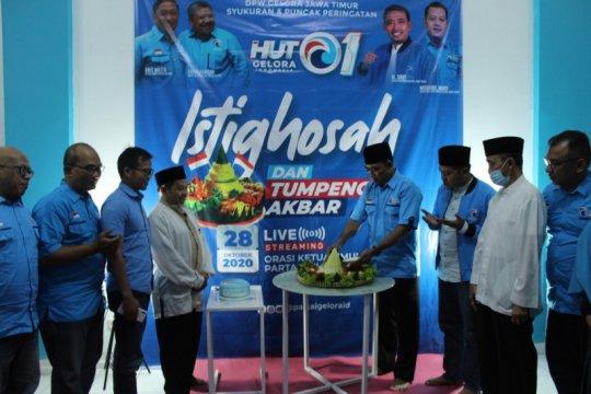 Partai Gelora Jatim pastikan terlibat di 19 pilkada serentak