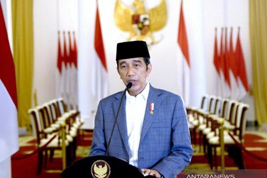 Presiden ajak umat Islam meneladani akhlak terbaik Rasulullah
