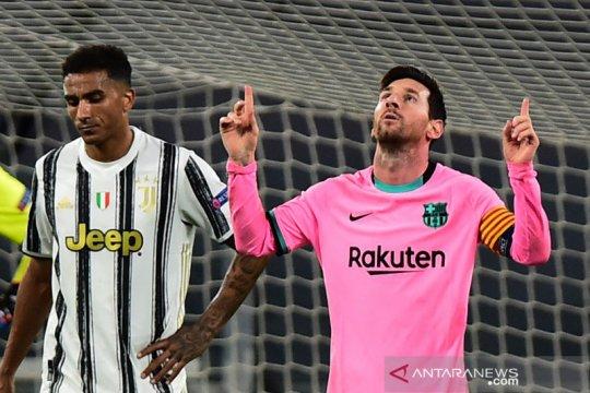Liga Champions:  Barcelona tundukkan Juventus 2-0