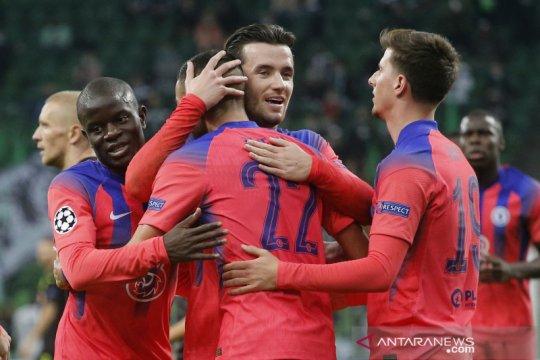Liga Champions:  Chelsea menang besar atas Krasnodar