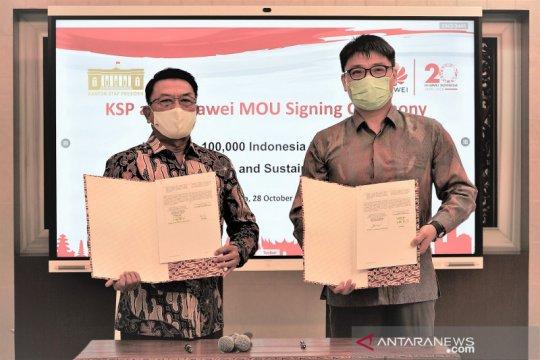 Huawei Indonesia dukung program vokasi pemerintah