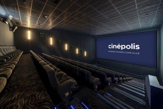 Adaptasi saat pandemi, Cinepolis tawarkan program sewa bioskop pribadi