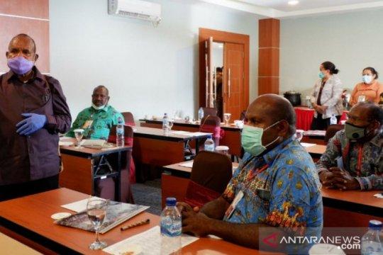 Pansel sebut tiga nama lolos seleksi awal calon Sekda Lanny Jaya