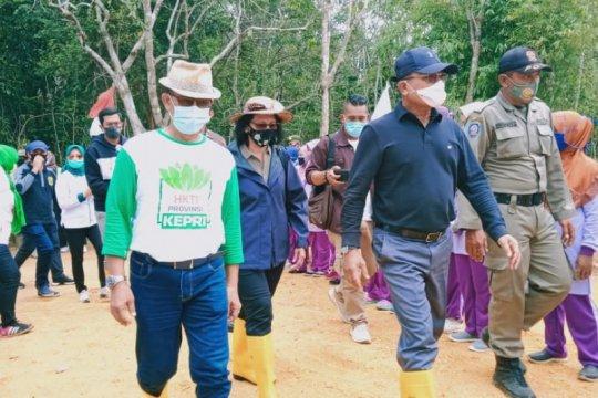 Moeldoko dukung kawasan food estate di Kabupaten Lingga
