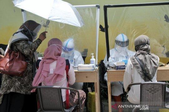 Pemerintah Bandung Barat gelar tes COVID-19 di tempat wisata