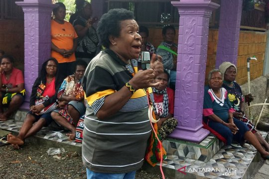 Menanti keputusan pemulangan ribuan warga Banti Tembagapura