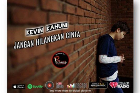 Kevin Kahuni bicara cinta di lagu terbaru