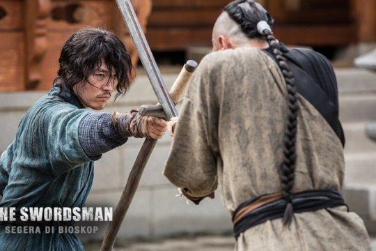 """""""The Swordsman"""", pertarungan penuh aksi Jang Hyuk dan Joe Taslim"""