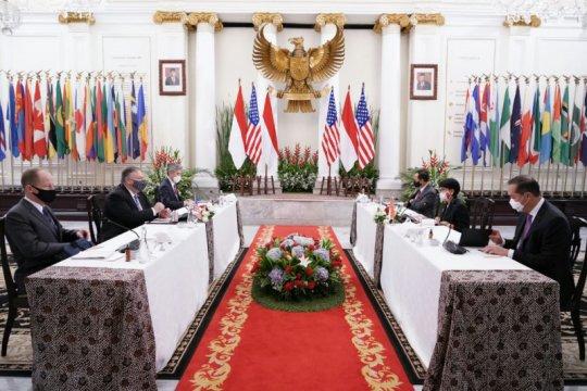 Pompeo : AS akan tingkatkan investasi di Indonesia