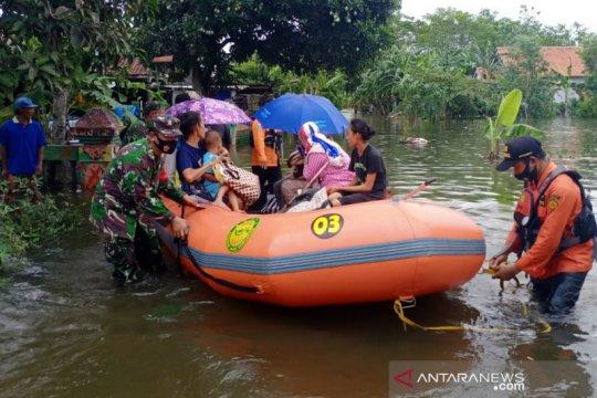 Jawa Tengah bagian selatan hadapi potensi hujan ekstrem