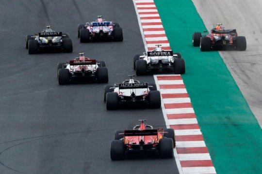 Arab Saudi disiapkan untuk debut F1 tahun depan