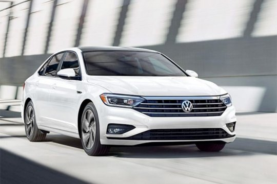 VW tarik 210.000 Jetta karena baut mesin mudah kendur
