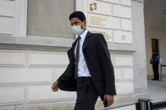 Bos BeIN dibebaskan dari tuduhan kasus hak siar televisi