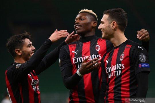 Milan catatkan kemenangan kedua di Liga Europa usai pecundangi Sparta