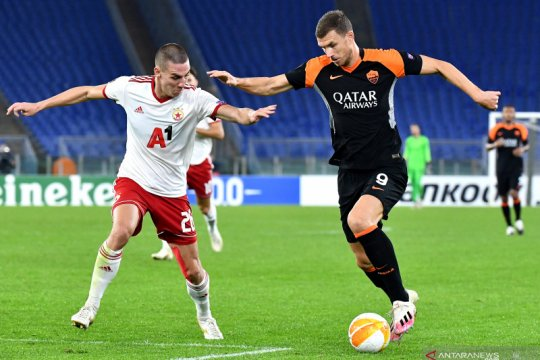 AS Roma ditahan imbang tanpa gol oleh CSKA Sofia di Grup A Liga Europa
