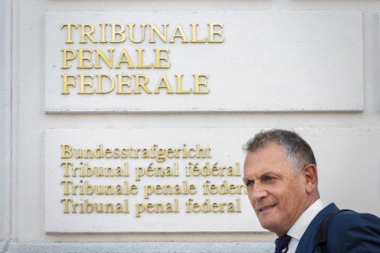 Jerome Valcke divonis bersalah palsukan dokumen