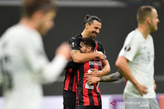 Bermain di San Siro, AC Milan kalahkan Sparta Prague 3-0
