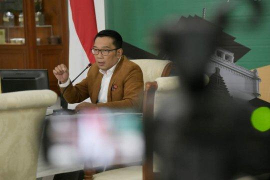 Gubernur paparkan langkah Jabar antisipasi COVID-19 saat libur panjang