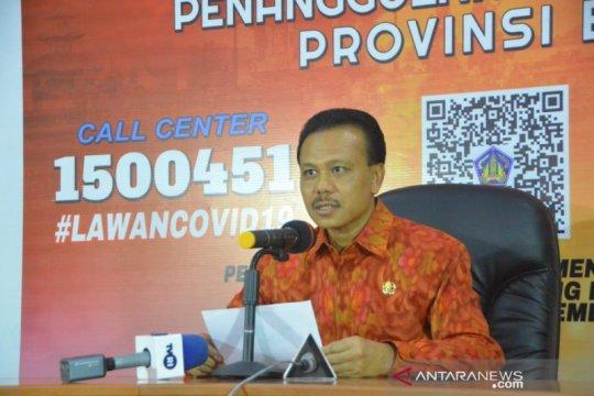 Satgas: Kesembuhan pasien COVID-19 di Bali di atas 90 persen