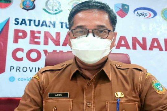Napi wanita di Tanjung Gusta Medan diswab massal