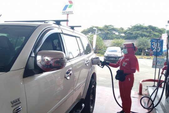 Pertamina pastikan stok BBM aman di jalur wisata