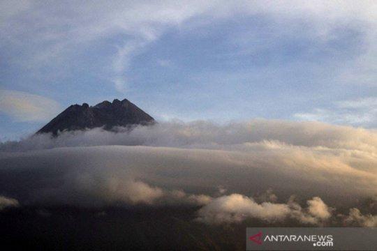 BPPTKG: Aktivitas vulkanik Gunung Merapi meningkat