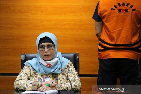 KPK: Negara dirugikan Rp179,1 miliar dari kasus korupsi pengadaan CSRT