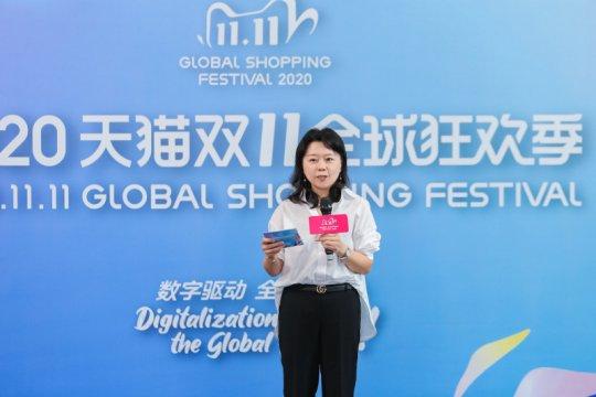 Merek-merek AS masih dominan di Festival Belanja China