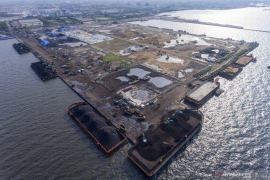 Meski pandemi, KCN capai target penerimaan logistik 100.000 ton/bulan