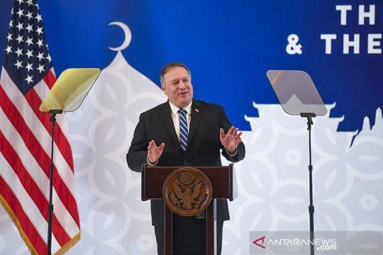 Kecam ekstremisme, Menlu AS sebut Indonesia contoh harmonis beragama