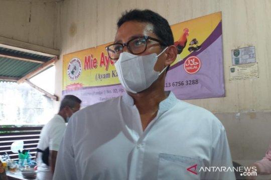 Sandiaga Uno: Belitung bisa ciptakan pariwisata  aman dari COVID-19