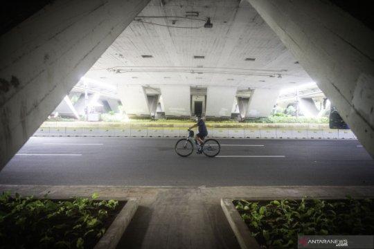 Kadishub DKI imbau warga tak bawa barang berharga saat bersepeda