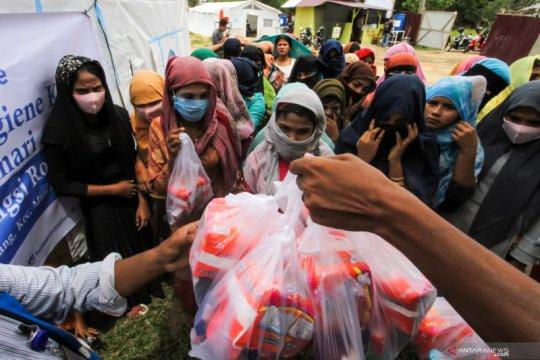 EU tambah bantuan dana Rp35 M untuk pengungsi Rohingya