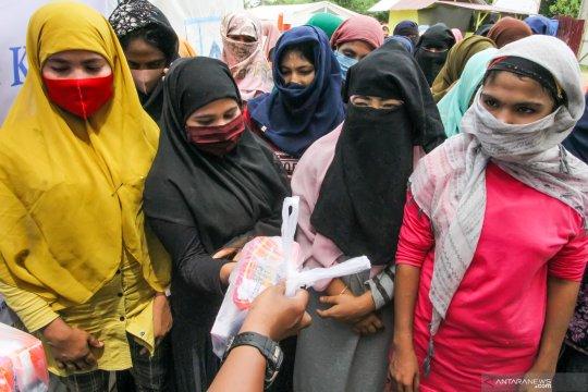 Polda Aceh DPO dua wanita etnis Rohingya
