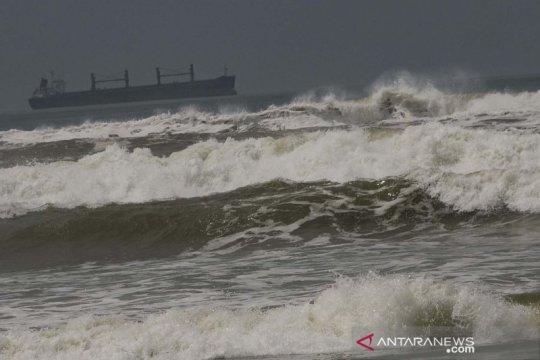 BMKG sebut potensi gelombang tinggi di sejumlah perairan Indonesia