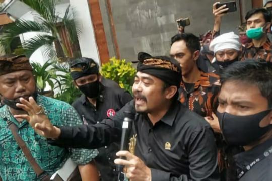 Dilaporkan ke Polda Bali, anggota DPD sebut itu hak masyarakat