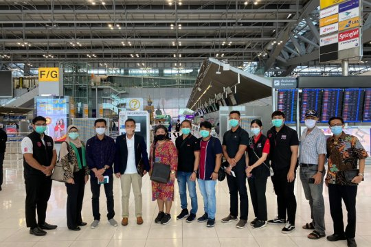 KBRI Bangkok fasilitasi pemulangan ABK Indonesia