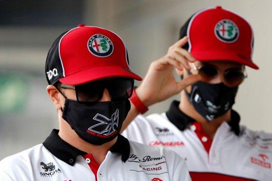 Raikkonen dan Giovinazzi lanjutkan tandem di Alfa Romeo tahun depan