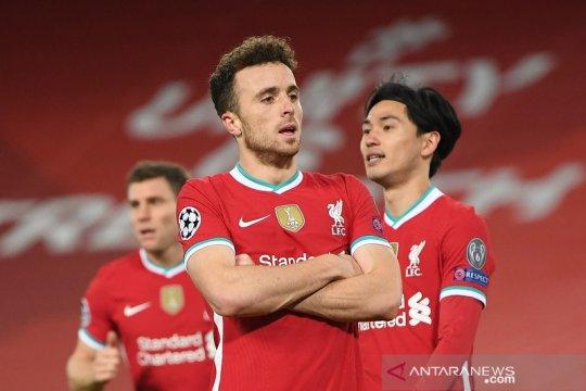 Diogo Jota yakin bisa tampil lebih baik lagi bersama Liverpool