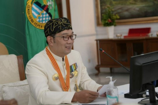 Gubernur tetapkan UMP Jawa Barat Tahun 2021 sebesar Rp1,8 juta
