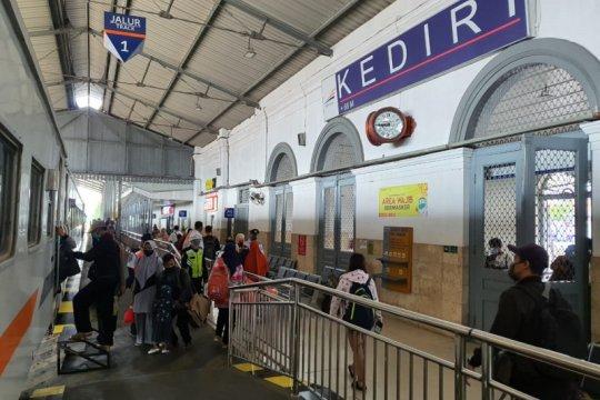 KAI Daop 7: Jumlah penumpang meningkat 57 persen saat libur panjang