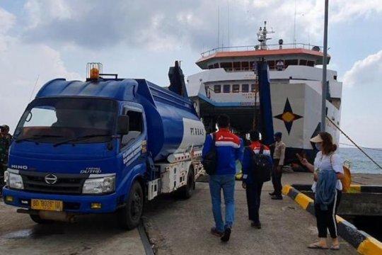 Kemenhub selesai perbaiki Pelabuhan Kahyapu di Pulau Enggano