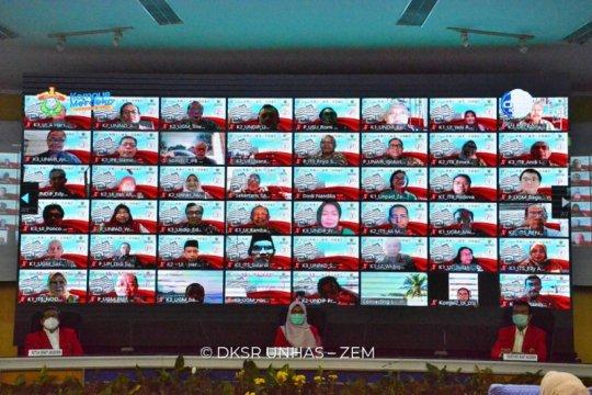 Sidang majelis PTN-BH bahas pembelajaran daring 2021