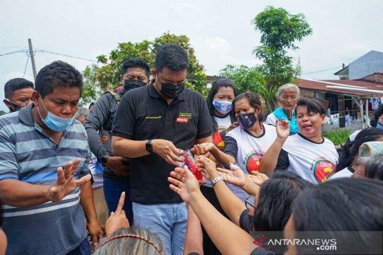 Boby Nasution janji fokus pembenahan infrastruktur di Medan